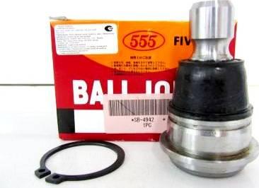555 SB-4942 - Шаровая опора, несущий / направляющий шарнир sparts.com.ua