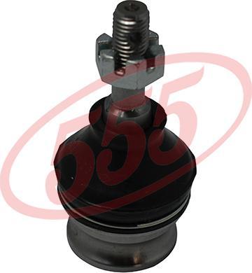 555 SB-6632 - Шаровая опора, несущий / направляющий шарнир sparts.com.ua