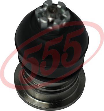 555 SB-6185 - Шаровая опора, несущий / направляющий шарнир sparts.com.ua
