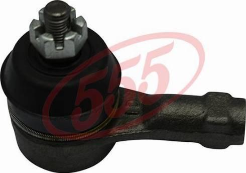 555 SE-6241 - Наконечник рулевой тяги, шарнир sparts.com.ua