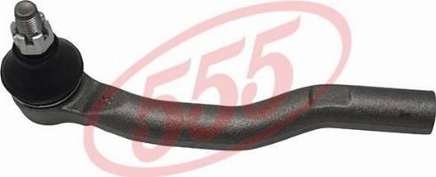 555 SE-3751L - Наконечник рулевой тяги, шарнир sparts.com.ua