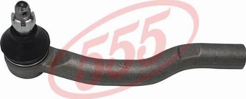 555 SE-3753L - Наконечник рулевой тяги, шарнир sparts.com.ua