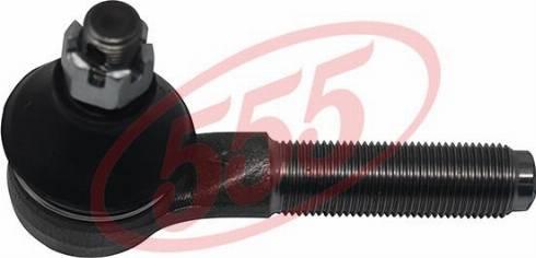 555 SE-2581 - Наконечник рулевой тяги, шарнир sparts.com.ua
