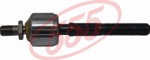 555 SR-6180 - Осевой шарнир, рулевая тяга sparts.com.ua
