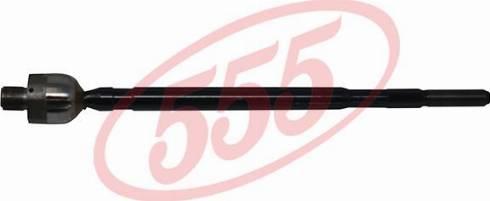 555 SR-1442L - Осевой шарнир, рулевая тяга sparts.com.ua