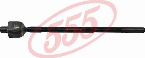 555 SR-7380 - Осевой шарнир, рулевая тяга sparts.com.ua