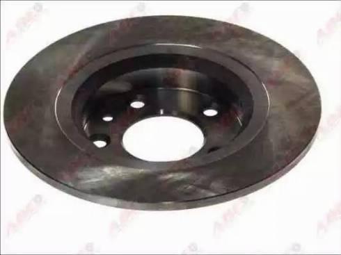 ABE C43029ABE - Тормозной диск sparts.com.ua