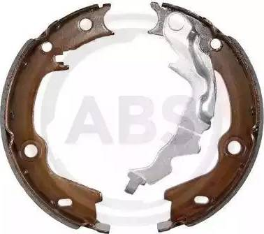 A.B.S. 9193 - Комплект тормозов, ручник, парковка sparts.com.ua