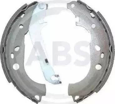 A.B.S. 9200 - Комплект тормозных башмаков, барабанные sparts.com.ua