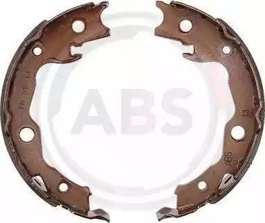 A.B.S. 9273 - Комплект тормозов, ручник, парковка sparts.com.ua