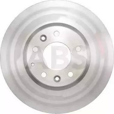 A.B.S. 18003 - Тормозной диск sparts.com.ua