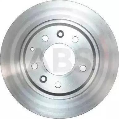 A.B.S. 17094 - Тормозной диск sparts.com.ua