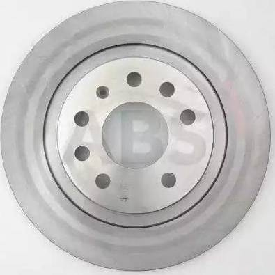 A.B.S. 17369 - Тормозной диск sparts.com.ua