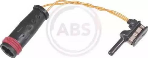 A.B.S. 39590 - Сигнализатор, износ тормозных колодок sparts.com.ua