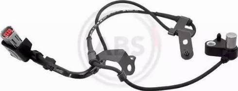 A.B.S. 30933 - Датчик ABS, частота вращения колеса sparts.com.ua