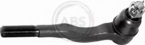 A.B.S. 250105 - Наконечник рулевой тяги, шарнир sparts.com.ua