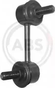 A.B.S. 260075 - Тяга / стойка, стабилизатор sparts.com.ua