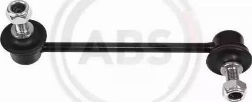 A.B.S. 260366 - Тяга / стойка, стабилизатор sparts.com.ua