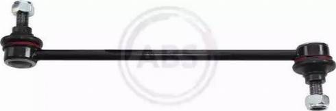 A.B.S. 260758 - Тяга / стойка, стабилизатор sparts.com.ua