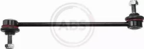 A.B.S. 260715 - Тяга / стойка, стабилизатор sparts.com.ua