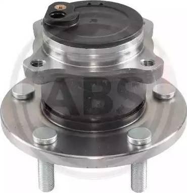 A.B.S. 200380 - Ступица колеса, поворотный кулак sparts.com.ua