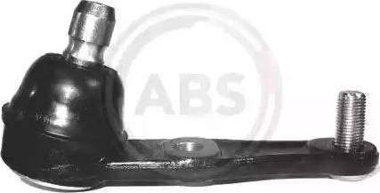 A.B.S. 220124 - Шаровая опора, несущий / направляющий шарнир sparts.com.ua