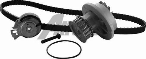 Airtex WPK163101 - Водяной насос + комплект зубчатого ремня sparts.com.ua