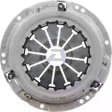 Aisin CTX-014 - Нажимной диск сцепления sparts.com.ua