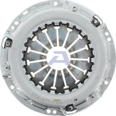 Aisin CTX-071 - Нажимной диск сцепления sparts.com.ua