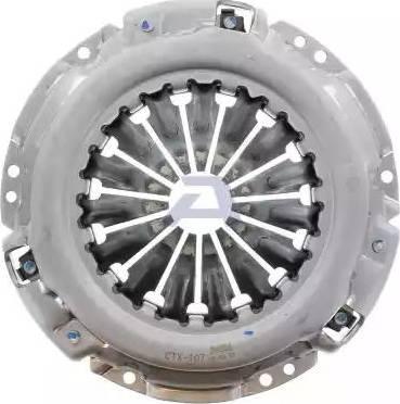 Aisin CTX-107 - Нажимной диск сцепления sparts.com.ua