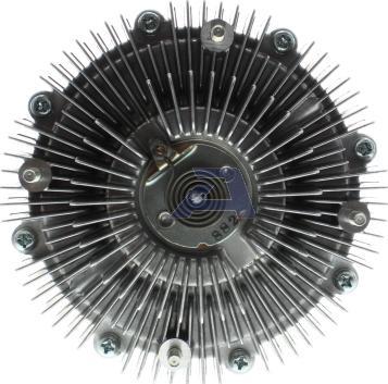Aisin FCT-086 - Сцепление, вентилятор радиатора sparts.com.ua