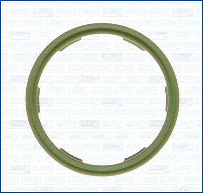 Ajusa 00862600 - Уплотнительное кольцо, резьбовая пробка маслосливного отверстия sparts.com.ua