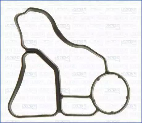 Ajusa 01099000 - Прокладка, корпус масляного фильтра sparts.com.ua