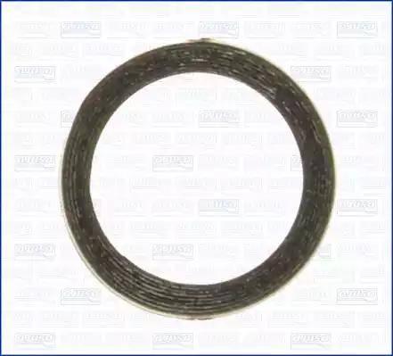 Ajusa 19001100 - Уплотнительное кольцо, труба выхлопного газа sparts.com.ua