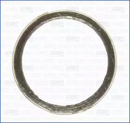 Ajusa 19003500 - Уплотнительное кольцо, труба выхлопного газа sparts.com.ua
