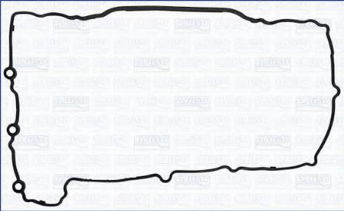 Ajusa 11131900 - Прокладка, крышка головки цилиндра sparts.com.ua