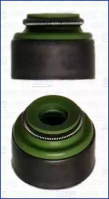 Ajusa 12007901 - Уплотнительное кольцо, шток клапана sparts.com.ua