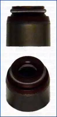 Ajusa 12012100 - Уплотнительное кольцо, шток клапана sparts.com.ua