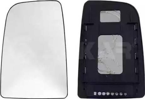 Alkar 6401994 - Зеркальное стекло, наружное зеркало sparts.com.ua