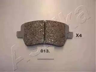 A.B.S. 37395 - Тормозные колодки, дисковые sparts.com.ua