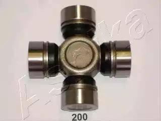Ashika 66-02-200 - Эластичная муфта карданного вала sparts.com.ua