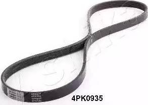 Ashika 112-4PK935 - Поликлиновые ремни (продолные рёбра) sparts.com.ua