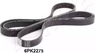 Ashika 112-6PK2275 - Поликлиновые ремни (продолные рёбра) sparts.com.ua