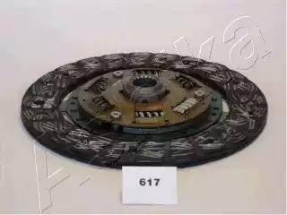 Ashika 80-06-617 - Диск сцепления, фрикцион sparts.com.ua