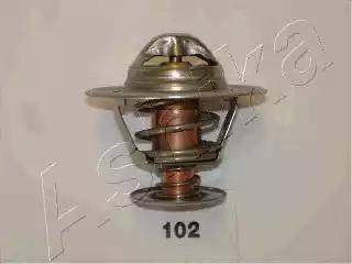 Ashika 3801102 - Термостат, охлаждающая жидкость sparts.com.ua