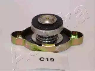 Ashika 33-0C-C19 - Крышка, радиатор sparts.com.ua