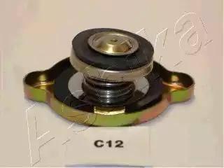 Ashika 330CC12 - Крышка, радиатор sparts.com.ua