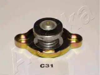 Ashika 33-0C-C31 - Крышка, радиатор sparts.com.ua