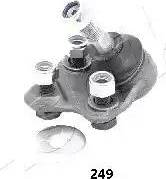 Ashika 73-02-249 - Шаровая опора, несущий / направляющий шарнир sparts.com.ua