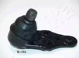 CTR CBKD-11 - Шаровая опора, несущий / направляющий шарнир sparts.com.ua